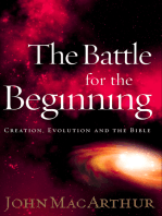 The Battle for the Beginning