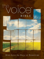 The Voice Bible, eBook