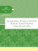 Making Peace with Your Emotions