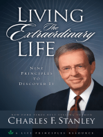 Living the Extraordinary Life