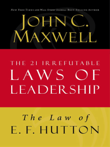 The Law of Addition: Lesson 5 from The 21 Irrefutable Laws of Leadership