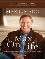 Max On Life DVD-Based Study Participant's Guide