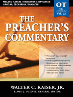 The Preacher's Commentary - Vol. 23