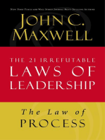 The Law of Process
