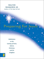Preparing for Jesus