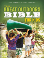 NIV, The Great Outdoors Bible for Kids, eBook