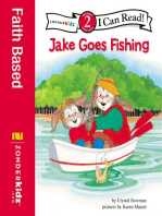 Jake Goes Fishing