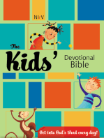 NIrV, The Kid's Devotional Bible, eBook