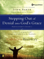 Stepping Out of Denial into God's Grace Participant's Guide 1