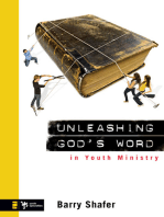 Unleashing God's Word in Youth Ministry