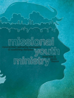 Missional Youth Ministry
