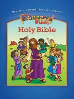 NIrV, Beginner's Bible Holy Bible, eBook