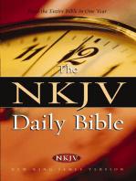 NKJV, Daily Bible, eBook