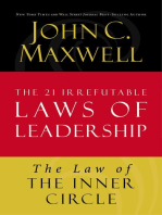 The Law of the Inner Circle