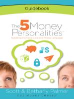 The 5 Money Personalities Guidebook