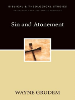 Sin and Atonement