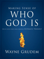 Making Sense of Who God Is