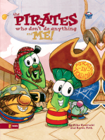 VeggieTales/Pirates Who Don't Do Anything and Me!