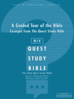 Q and   A Guided Tour of the Bible