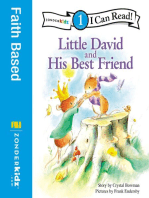 Little David and His Best Friend