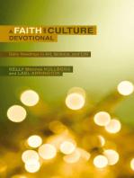 A Faith and Culture Devotional