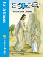 Jesus Raises Lazarus