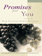 NIV, Promises for You, eBook