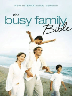 NIV, Busy Family Bible, eBook