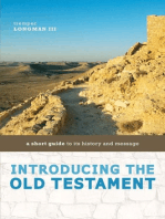 Introducing the Old Testament