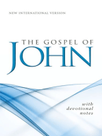 NIV, Gospel of John, eBook