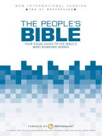 NIV, People's Bible, eBook