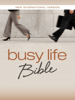 NIV, Busy Life Bible, eBook