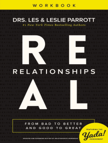 Real Relationships Workbook: From Bad to Better and Good to Great