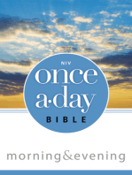 NIV, Once-A-Day