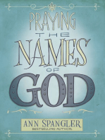 Praying the Names of God: A Daily Guide