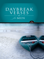 DayBreak Verses for Men