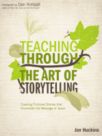Teaching Through the Art of Storytelling