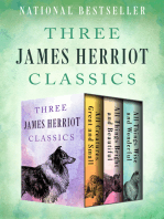 Three James Herriot Classics