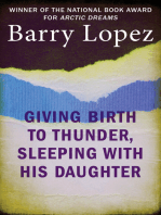 Giving Birth to Thunder, Sleeping with His Daughter