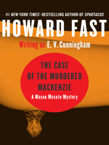 The Case of the Murdered Mackenzie