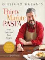 Giuliano Hazan's Thirty Minute Pasta