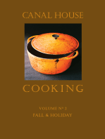 Canal House Cooking Volume N° 2