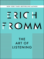 The Art of Listening