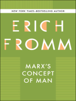 Marx's Concept of Man