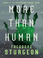 More Than Human
