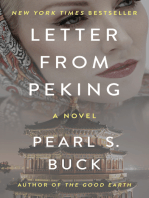 Letter from Peking