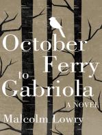 October Ferry to Gabriola