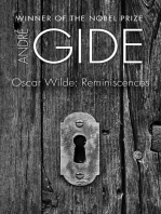 Oscar Wilde: Reminiscences