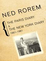 The Paris Diary & The New York Diary, 1951–1961