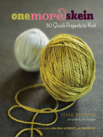 One More Skein